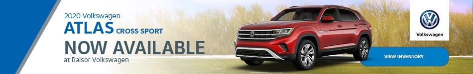 Volkswagen Atlas Cross Sport Now Available at Raisor VW