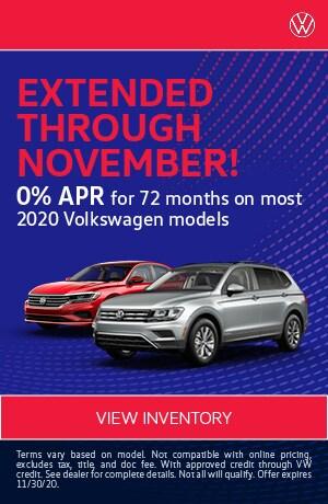 November 2020 0% APR for 72 months