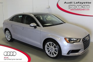 2015 Audi A3 2.0T Premium (S tronic) Sedan in Lafayette, IN