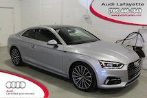Used 2018 Audi A5 2.0T Premium Coupe in Lafayette, IN