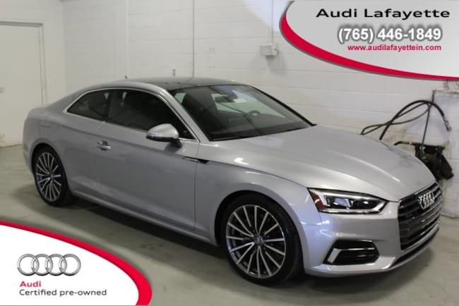 Used 2018 Audi A5 2.0T Premium Coupe Lafayette, IN