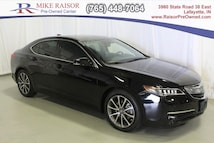 Used 2016 Acura TLX TLX 3.5 V-6 9-AT SH-AWD with Advance Package Sedan in Lafayette, IN