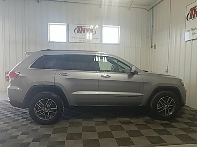 used 2018 Jeep Grand Cherokee Limited SUV Belle Plaine