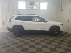New 2019 Jeep Cherokee ALTITUDE 4X4 Sport Utility 1C4PJMLB8KD437952 P380259N Belle Plaine IA