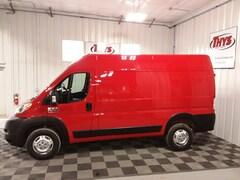 2019 Ram ProMaster 1500 CARGO VAN HIGH ROOF 136 WB Cargo Van 3C6TRVBG5KE505947 Belle Plaine IA