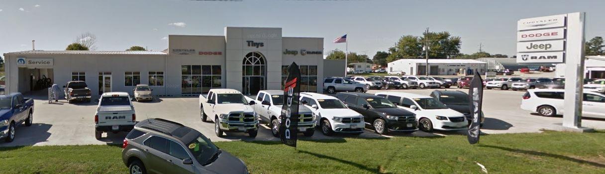 Thys motor company for Cedar city motor company