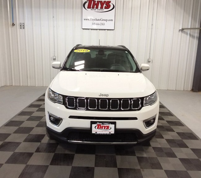 New 2019 Jeep Compass LIMITED 4X4 For Sale In Belle Plaine