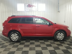 New 2019 Dodge Journey SE VALUE PACKAGE Sport Utility 3C4PDCAB0KT764330 P380218N Belle Plaine IA