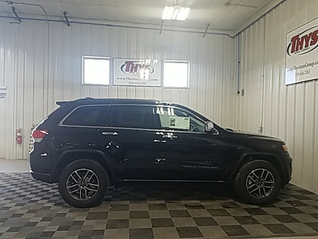 New 2019 Jeep Grand Cherokee LIMITED 4X4 Sport Utility Belle Plaine IA
