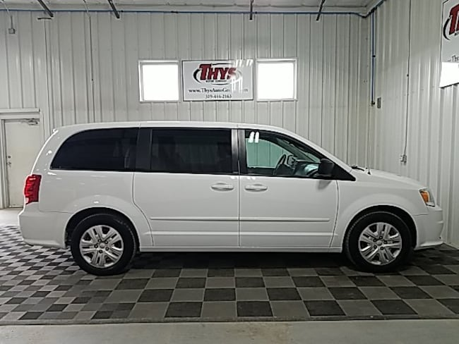 used 2014 Dodge Grand Caravan SE Minivan/Van Belle Plaine