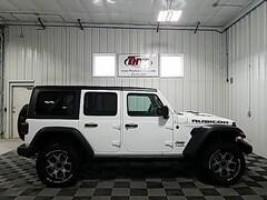 2019 Jeep Wrangler UNLIMITED RUBICON 4X4 Sport Utility 1C4HJXFN1KW538475 Belle Plaine IA