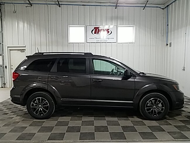 New 2019 Dodge Journey SE Sport Utility Belle Plaine IA