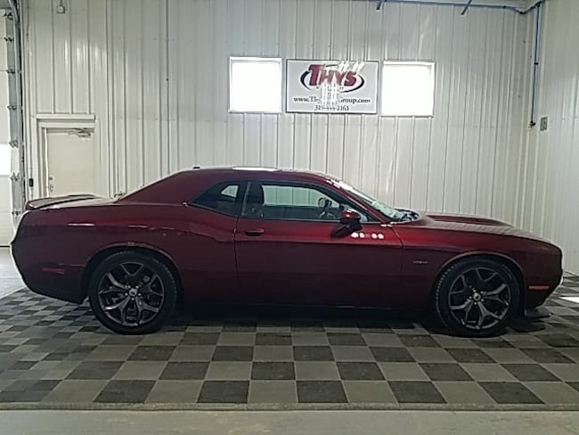 used 2019 Dodge Challenger R/T Coupe Belle Plaine