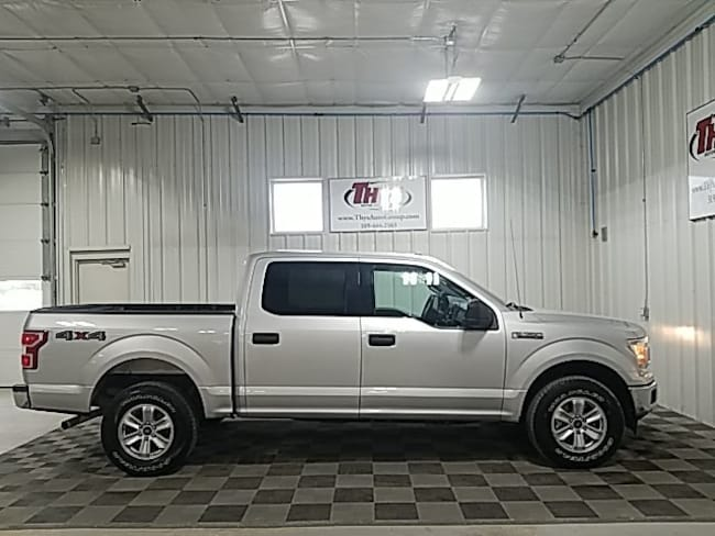 used 2018 Ford F-150 XLT Truck Belle Plaine