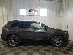 2019 Jeep Cherokee LATITUDE PLUS 4X4 Sport Utility 1C4PJMLX0KD367441 Belle Plaine IA