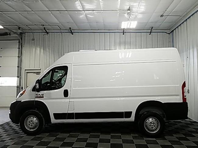 New 2019 Ram ProMaster 1500 CARGO VAN HIGH ROOF 136 WB Cargo Van Belle Plaine IA