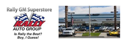 Rally Buick GMC