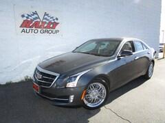 2018 Cadillac ATS Sedan Premium Luxury RWD