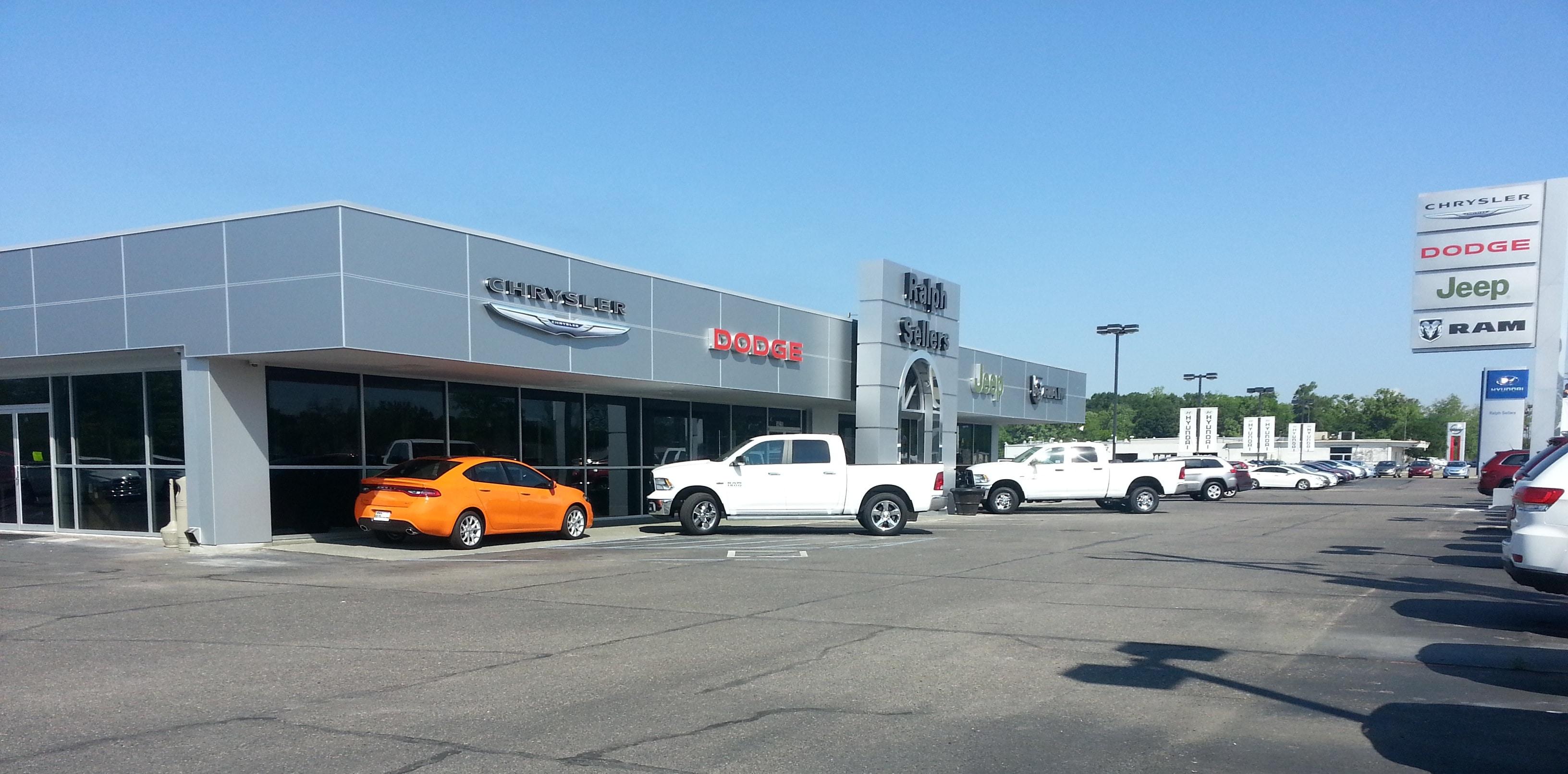 dodge dealership baton rouge Ralph Sellers Chrysler Dodge Jeep RAM Dealership, Baton Rouge
