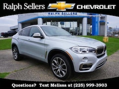 2018 BMW X6 Sdrive35i Sports Activity Coupe Sport Utility