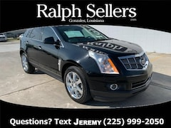 2010 Cadillac SRX FWD 4dr Performance Collection Sport Utility