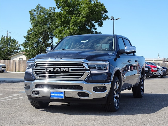 New 2019 Ram 1500 LARAMIE CREW CAB 4X2 5'7 BOX Crew Cab For Sale/Lease  Del Rio, Texas