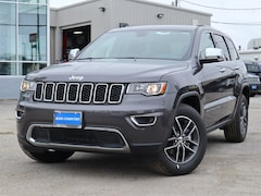 New Chrysler Dodge FIAT Jeep Ram 2018 Jeep Grand Cherokee LIMITED 4X2 Sport Utility 1C4RJEBG1JC485633 for sale in Del Rio, TX