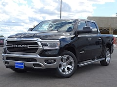 New Chrysler Dodge FIAT Jeep Ram 2019 Ram 1500 BIG HORN / LONE STAR CREW CAB 4X2 5'7 BOX Crew Cab 1C6RREFT8KN535179 for sale in Del Rio, TX