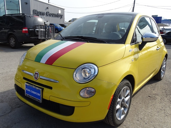 New 2017 FIAT 500 POP Hatchback For Sale/Lease  Del Rio, Texas