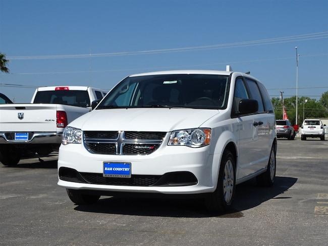 New 2019 Dodge Grand Caravan SE Passenger Van For Sale/Lease  Del Rio, Texas