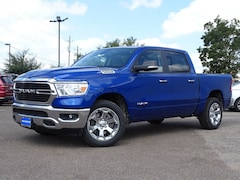 New Chrysler Dodge FIAT Jeep Ram 2019 Ram 1500 BIG HORN / LONE STAR CREW CAB 4X2 5'7 BOX Crew Cab 1C6RREFT4KN639474 for sale in Del Rio, TX