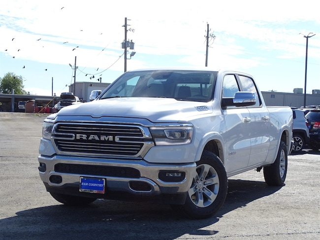 New 2019 Ram 1500 LARAMIE CREW CAB 4X4 6'4 BOX Crew Cab For Sale/Lease  Del Rio, Texas