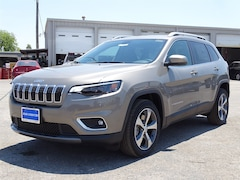 New Chrysler Dodge FIAT Jeep Ram 2019 Jeep Cherokee LIMITED FWD Sport Utility 1C4PJLDB3KD243340 for sale in Del Rio, TX