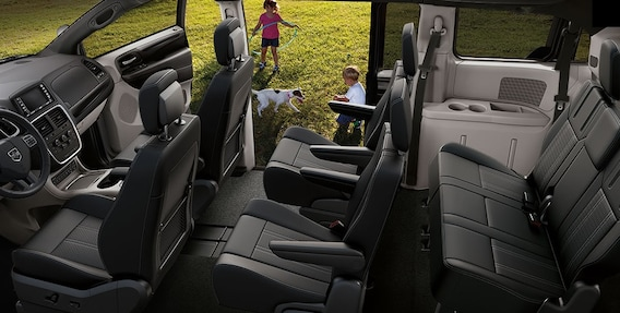 2016 Dodge Grand Caravan dealer in Mineral Wells Weatherford