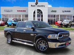Used 2017 Ram 1500 Longhorn Truck Crew Cab in Mineral Wells, TX