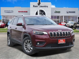 New 2019 Jeep Cherokee LATITUDE FWD Sport Utility For Sale Mineral Wells TX