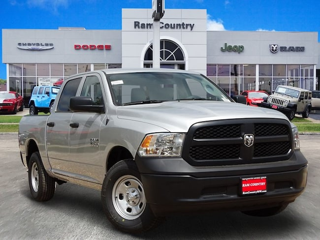 New 2018 Ram 1500 TRADESMAN CREW CAB 4X4 5'7 BOX Crew Cab For Sale/Lease Mineral Wells, TX