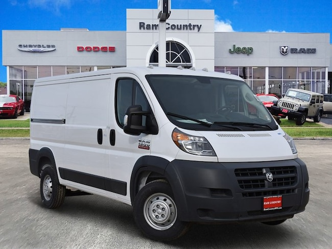 New 2018 Ram ProMaster 1500 CARGO VAN LOW ROOF 136 WB Cargo Van For Sale/Lease Mineral Wells, TX