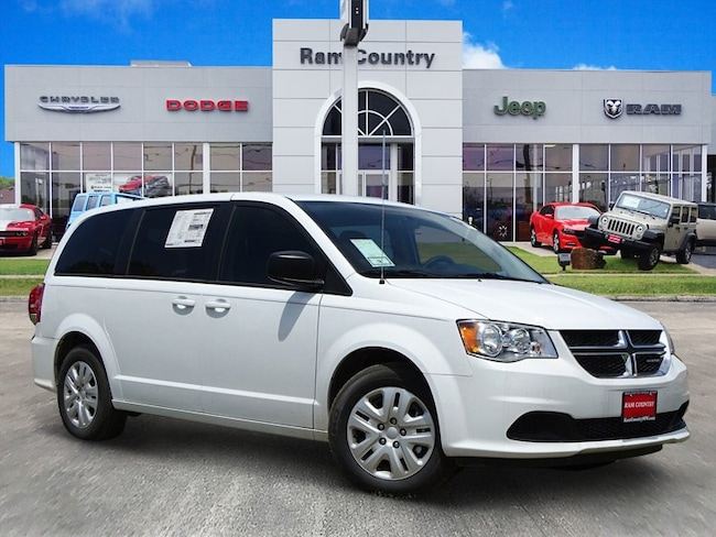 Used 2018 Dodge Grand Caravan SE Van Passenger Van For Sale Mineral Wells, TX