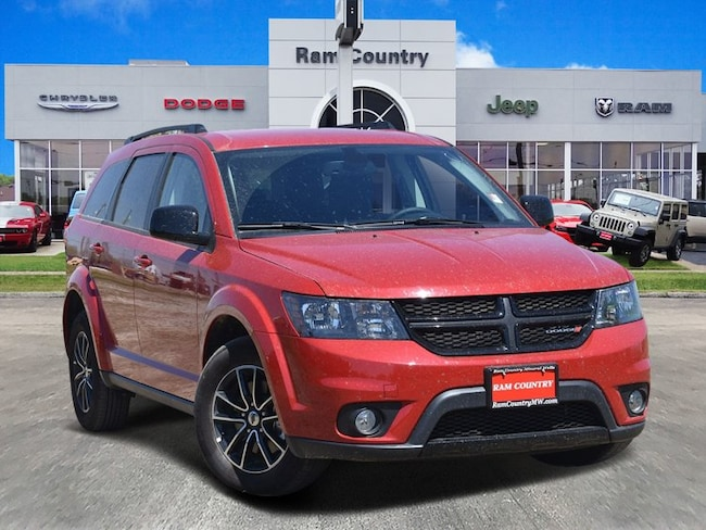 Used 2018 Dodge Journey SXT SUV For Sale Mineral Wells, TX
