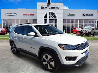 New 2017 Jeep Compass LATITUDE FWD Sport Utility For Sale Mineral Wells TX