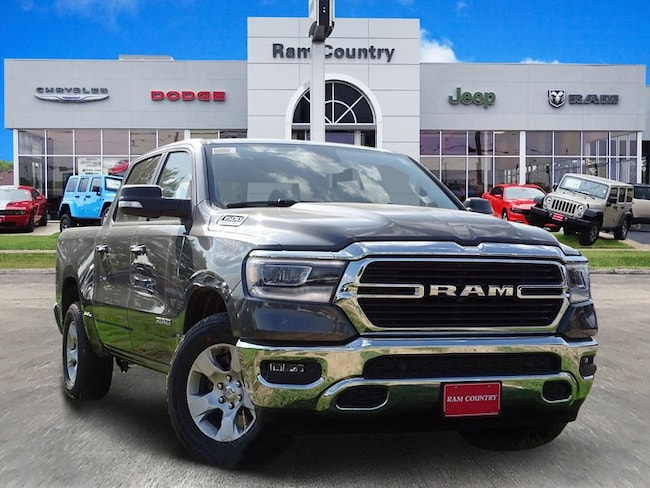 New 2019 Ram 1500 BIG HORN / LONE STAR CREW CAB 4X2 5'7 BOX Crew Cab For Sale/Lease Mineral Wells, TX