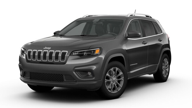 New 2019 Jeep Cherokee LATITUDE PLUS 4X4 Sport Utility For Sale/Lease Mineral Wells, TX