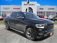 2019 Ram 1500 BIG HORN / LONE STAR CREW CAB 4X2 5'7 BOX Crew Cab 1C6RREFT8KN628123 for sale in Mineral Wells, TX at Ram Country