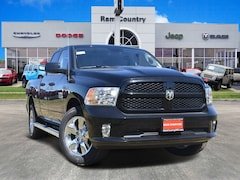 2019 Ram 1500 Classic EXPRESS QUAD CAB 4X2 6'4 BOX Quad Cab 1C6RR6FG4KS604461 for sale in Mineral Wells, TX at Ram Country