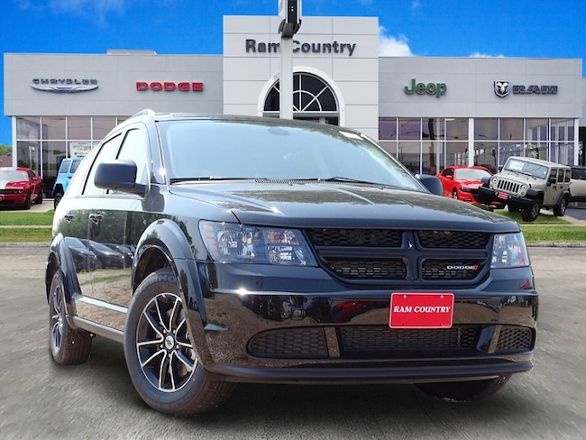 Used 2018 Dodge Journey SE SUV For Sale Mineral Wells, TX