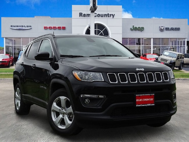 Used 2018 Jeep Compass Latitude FWD SUV For Sale Mineral Wells, TX
