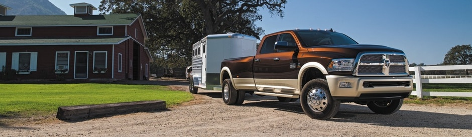 Ram truck leasing and financing in Texas