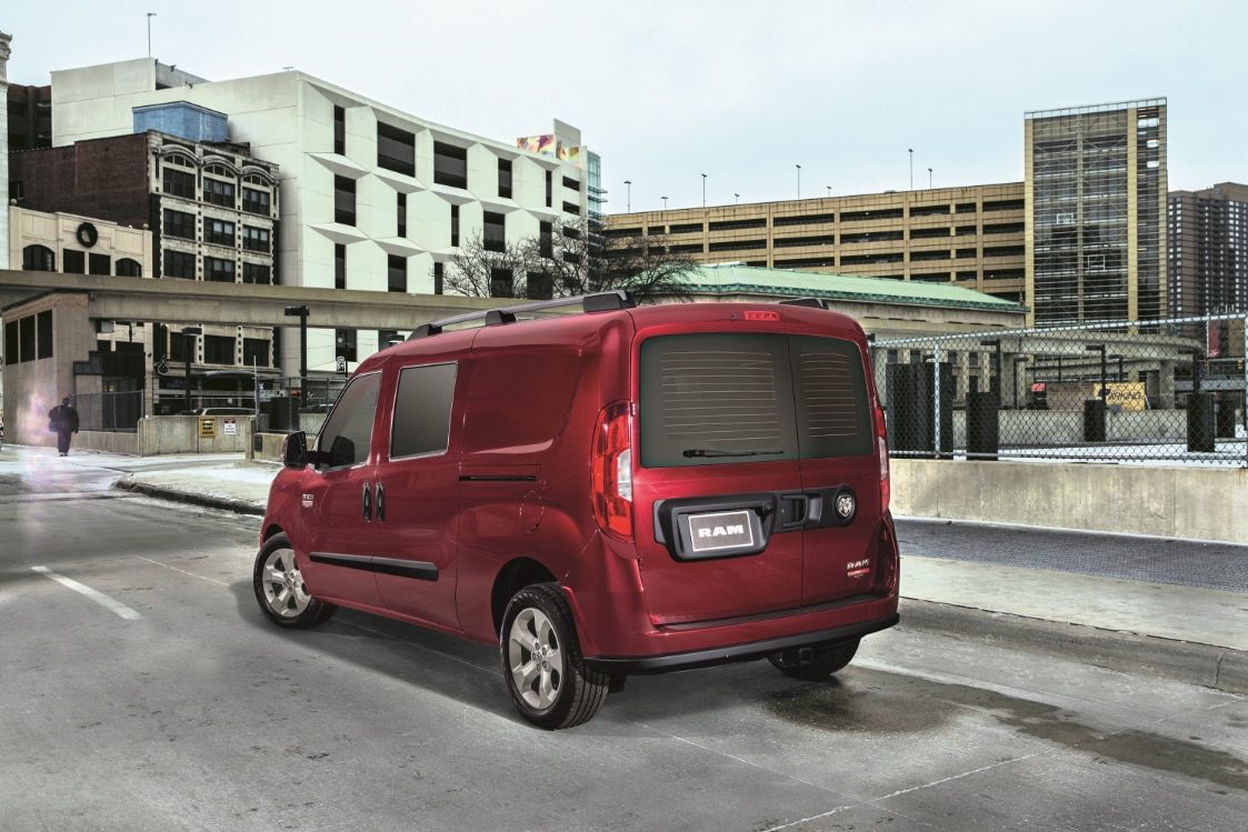 Ram ProMaster City Commercial Van