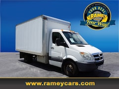 2008 Dodge Sprinter 3500 Chassis Base Cargo Van